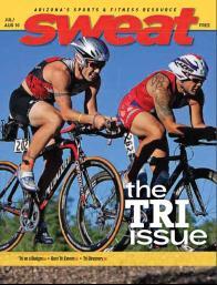 Chris magazine cover
